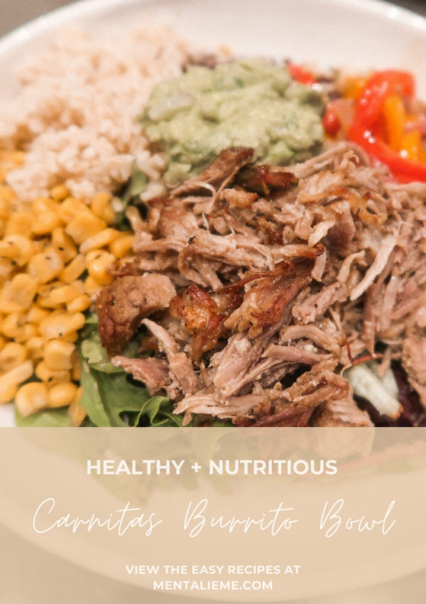 Carnitas Burrito Bowl Recipe
