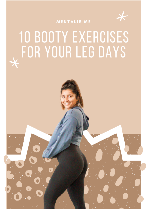 10 Booty Exercises For Leg Day