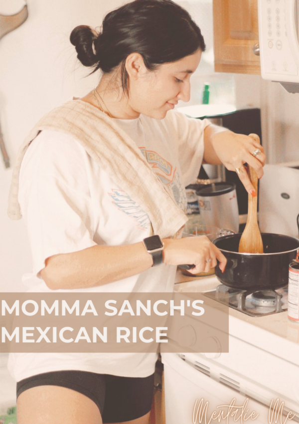 Momma Sanch's Mexican Rice