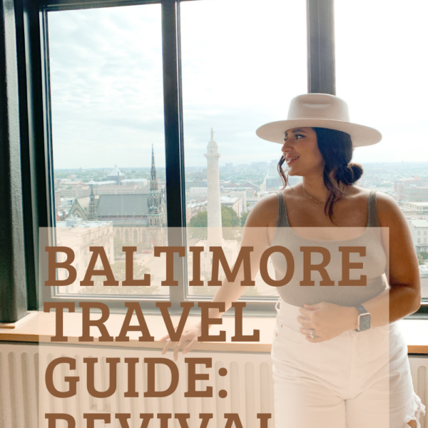 Baltimore Travel Guide: Revival Hotel
