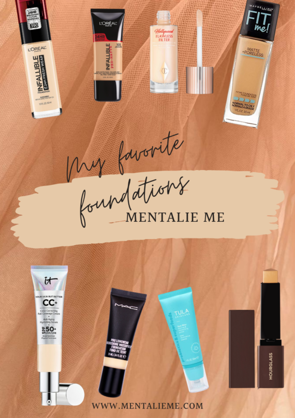 My Favorite Foundations