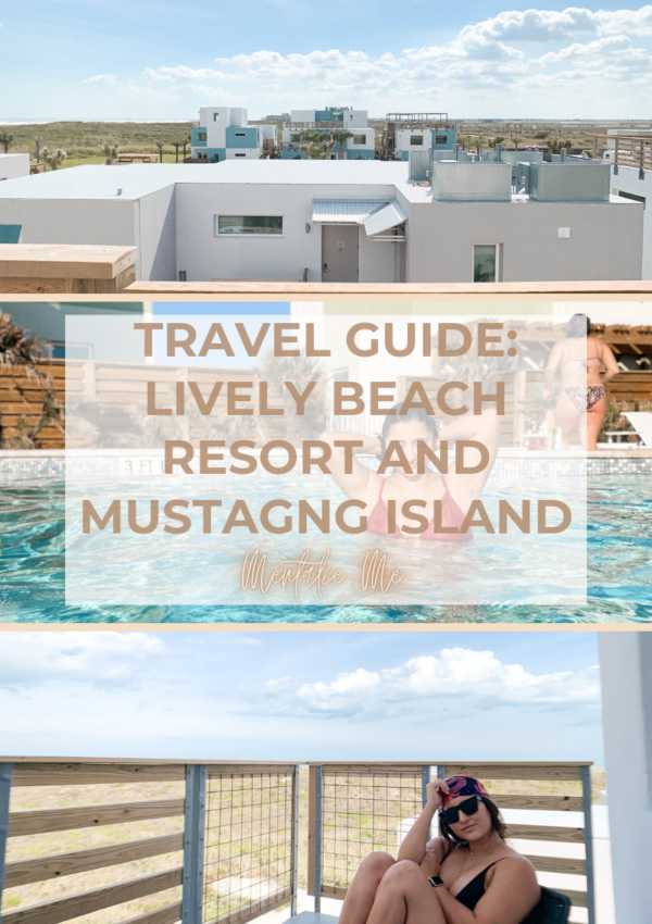Travel Guide: Lively Beach Resort and Mustang Island