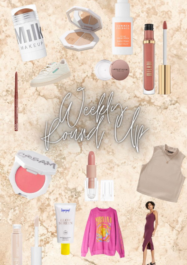 My Recent Favorite Fashion and Beauty Purchases